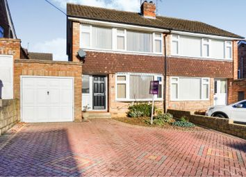 Thumbnail 3 bed semi-detached house for sale in Austin Drive, Banbury
