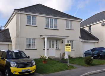 Thumbnail 4 bed property to rent in Chy Pons, Trewoon, St. Austell