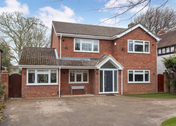 Thumbnail 4 bedroom detached house for sale in Charvil House Road, Charvil, Berkshire