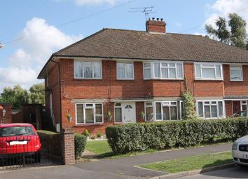 Thumbnail 2 bed maisonette for sale in Birchett Road, Farnborough