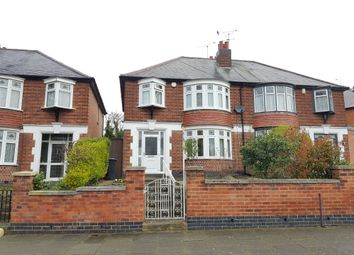 Thumbnail 3 bed semi-detached house for sale in Pine Tree Avenue, Humberstone, Leicester