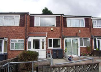 Thumbnail 2 bed terraced house for sale in Oxford Close, Birmingham, West Midlands