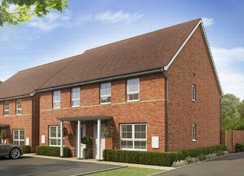 Thumbnail 3 bedroom terraced house for sale in Greystone Walk, Cullompton