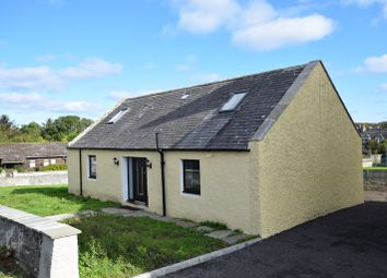 Thumbnail 3 bed cottage for sale in Rhind Cottage, West Banks Avenue, Wick
