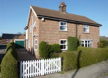 Thumbnail 3 bed cottage for sale in Plumtree Cottage, Old Plumtree Lane, North Thoresby, Grimsby