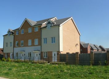 Thumbnail 3 bed town house to rent in Horton Way, Stapeley, Nantwich
