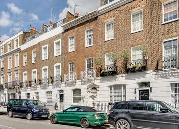 Thumbnail 3 bed terraced house for sale in Montpelier Street, Knightsbridge