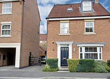 Thumbnail 4 bed detached house for sale in Harewood Crest, Brough