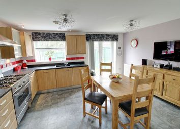 Thumbnail 4 bedroom town house for sale in Verde Close, Eye, Peterborough, Cambridgeshire