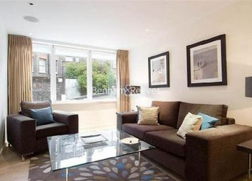 Thumbnail 2 bed duplex to rent in Young Street, Kensington