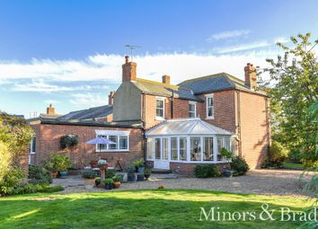 Thumbnail 3 bed detached house for sale in Main Road, Filby, Great Yarmouth