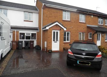 Thumbnail 3 bed property to rent in Melchester Close, Hardingstone, Northampton