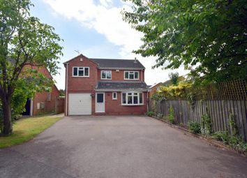 Thumbnail 5 bed detached house for sale in Naseby Drive, Loughborough