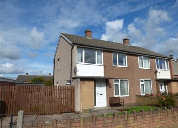 Thumbnail 3 bed semi-detached house for sale in Huntley Avenue, Penrith, Cumbria