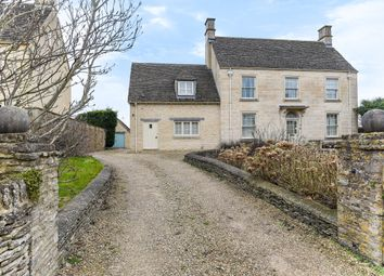 Thumbnail 5 bed detached house to rent in The Street, Shipton Moyne, Tetbury