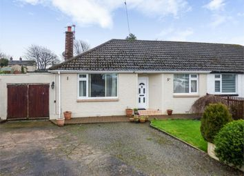 Thumbnail 3 bed semi-detached bungalow for sale in West Croft, Seaton, Workington, Cumbria