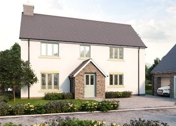 Thumbnail 4 bed detached house for sale in The Glasbury, The Cedars, Llangattock, Crickhowell