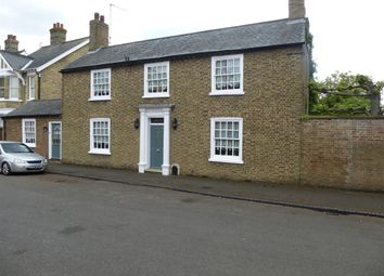 Thumbnail 4 bedroom detached house for sale in South Park Street, Chatteris