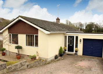 Thumbnail 3 bed detached bungalow for sale in The Crescent, Brixton, Plymouth, Devon