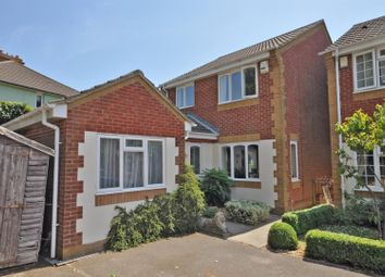 Thumbnail 4 bed detached house for sale in Linden Grove, Amberstone, Hailsham