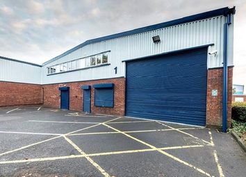Thumbnail Light industrial to let in Unit 1 Planetary Industrial Estate Wednesfield, Wolverhampton