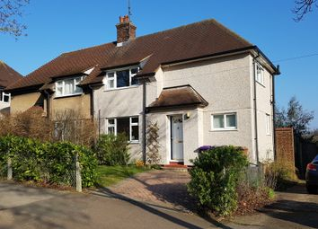 Thumbnail 3 bed semi-detached house for sale in Eldefield, Letchworth Garden City