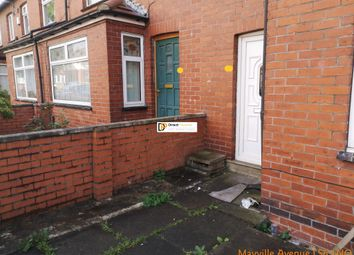 Thumbnail 3 bed terraced house to rent in Mayville Avenue, Hyde Park, Leeds