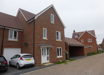 Thumbnail 5 bed semi-detached house for sale in Lakeland Drive, Berryfields, Aylesbury
