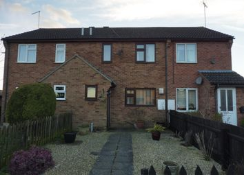 Thumbnail 3 bed terraced house for sale in Lancaster Way, Market Deeping, Peterborough