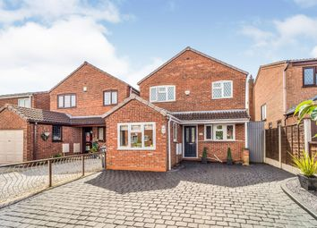 4 bed detached house for sale in Burrow Hill Close, Castle Bromwich, Birmingham B36