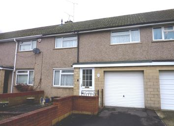 Thumbnail 3 bed terraced house for sale in Wessex Road, Chippenham