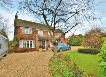 Thumbnail 4 bed detached house to rent in The Hedgerows, Sutton Lane, Granby