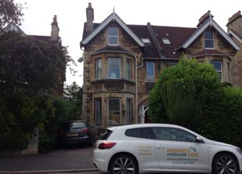 Thumbnail 1 bed flat to rent in Forester Road, Bath