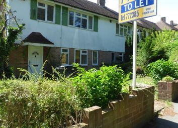 Thumbnail 3 bed semi-detached house to rent in Copse Hill, Brighton