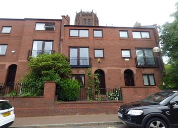 Thumbnail 3 bed town house to rent in Cathedral Close, Liverpool