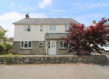 Thumbnail 4 bed detached house for sale in Llys Ty Mawr, Treoes, Bridgend.