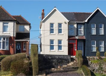 3 bed semi-detached house for sale in New Road, Ammanford SA18