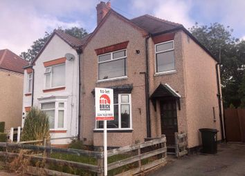 3 bed semi-detached house to rent in Masser Road, Holbrooks, Coventry CV6