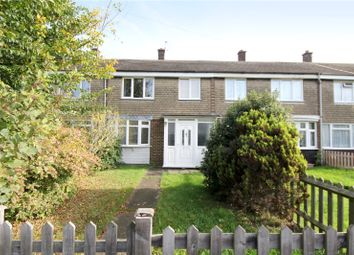 Thumbnail 3 bed terraced house to rent in Chilsey Green Road, Chertsey, Surrey