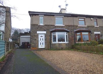 Thumbnail 3 bed semi-detached house for sale in 5 Cowbrook Avenue, Glossop