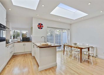 Thumbnail 3 bed terraced house for sale in Leigh Gardens, Kensal Rise