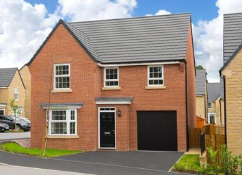 "Thumbnail 4 bed detached house for sale in ""Millford"" at Heathfield Lane, Birkenshaw, Bradford"