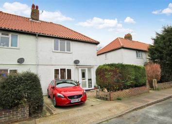 Thumbnail 3 bedroom end terrace house for sale in Ruskin Road, Broadwater, Worthing