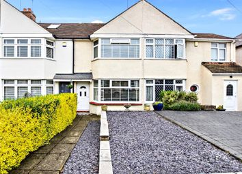 Thumbnail 2 bed terraced house for sale in Shirley Avenue, Bexley, Kent
