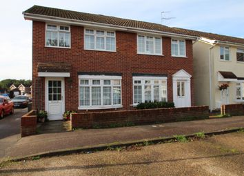 Thumbnail 3 bed semi-detached house for sale in Newcastle Avenue, Stanway, Colchester