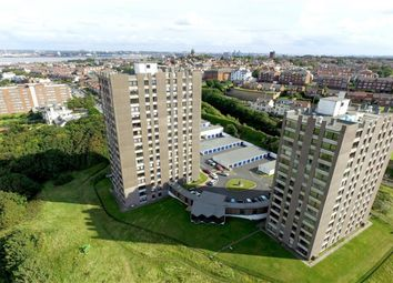 Thumbnail 2 bed flat for sale in The Cliff, Wallasey, Merseyside