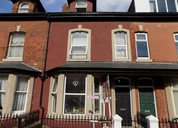 Thumbnail 1 bed flat to rent in 10 Windsor Terrace, Fleetwood
