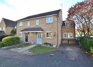 Thumbnail 3 bed semi-detached house for sale in Cleveland Way, Stevenage, Herts