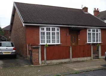 Thumbnail 2 bed bungalow for sale in Burleigh Road, Stretford, Manchester, Greater Manchester