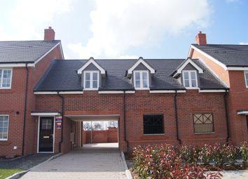 Thumbnail 2 bed flat to rent in Walker Close, Church Crookham, Fleet